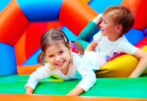 Bouncy Obstacle Course Louisville KY