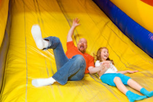Dry Inflatable Slide Louisville KY