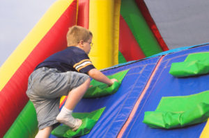 Inflatable Obstacle Courses for Events