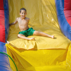 Inflatable Slides for Kids Parties Louisville KY